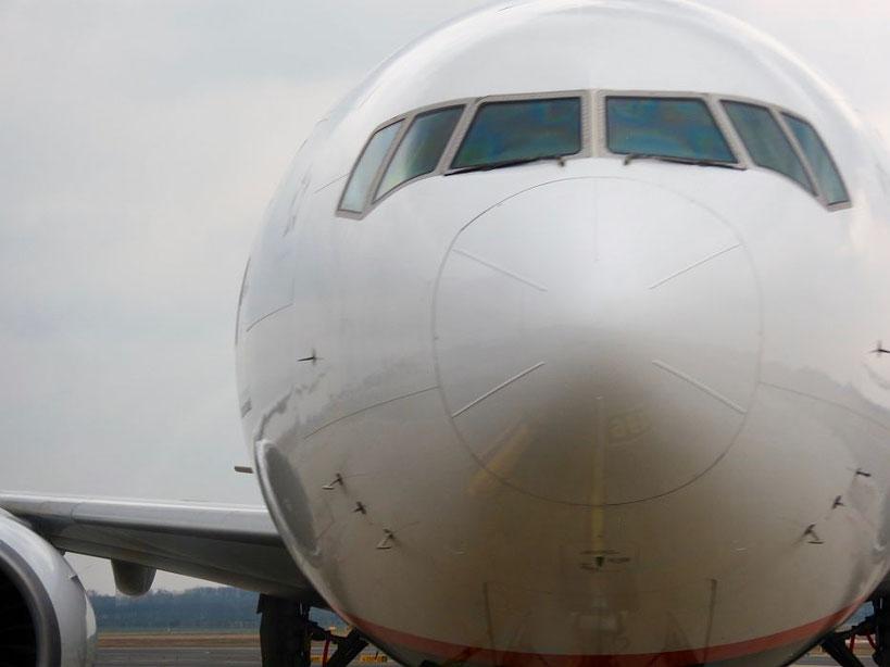 Flughafen Wien Airbus A380 800 Jumbo Jet, größte Flugzeug der Welt Schwechat Visit Air Flughafentour