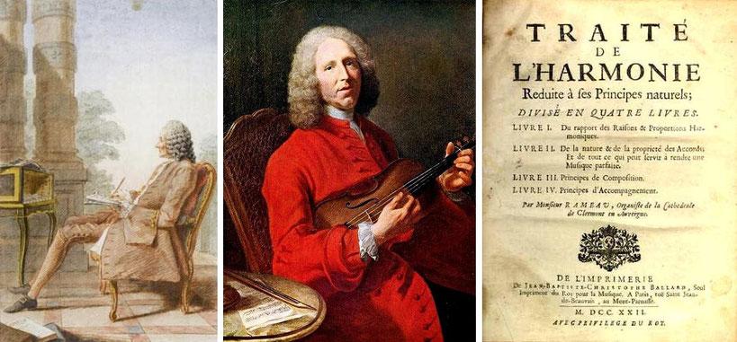 Rameau e il Trattato di armonia musicale
