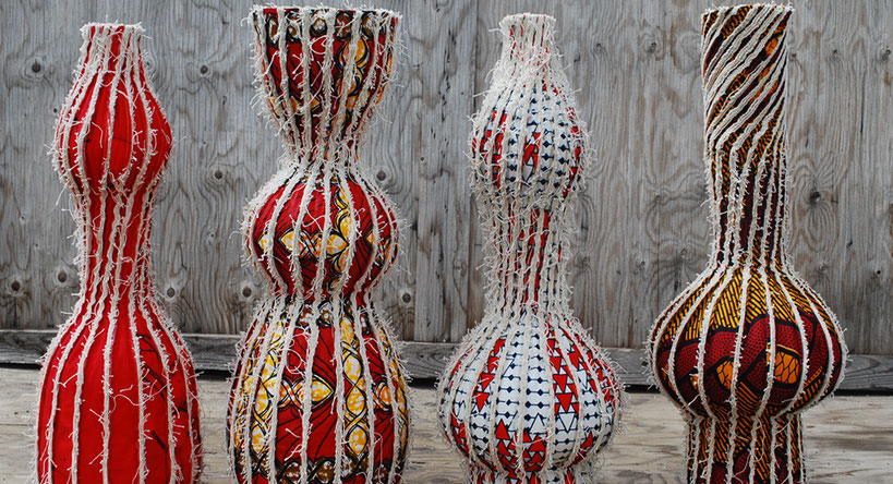 Noam Dover & Michal Cederbaum - The Tailormade Vases - Maison & Objet 2015