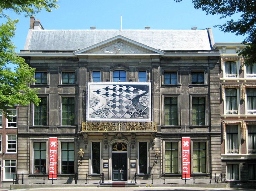 Das Escher-Museum am Lange Voorhout, Foto: Escher-Museum