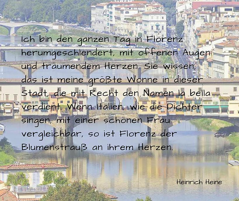 Heinrich Heine zu Florenz