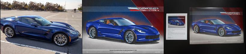 Corvette Grand Sport C7