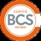 DASIR certifiée Norme ISO 9001 par BCS