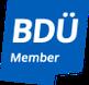 BDÜ-Mitglied / Übersetzungsdienstleister, Mitglied im BDÜ