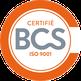 DASIR certifiée Norme ISO