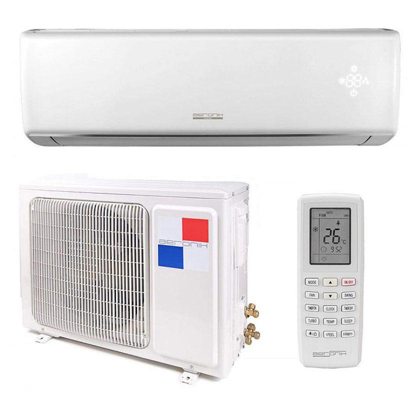 AERONIK Air conditioner error codes