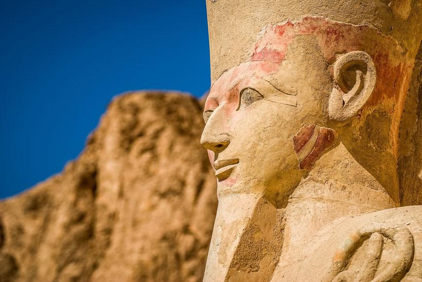 mujeres de Estado; Hatshepsut; mujer faraón; reina de Egipto; historia; Naty Sánchez Ortega; ser mujer ayer y hoy;
