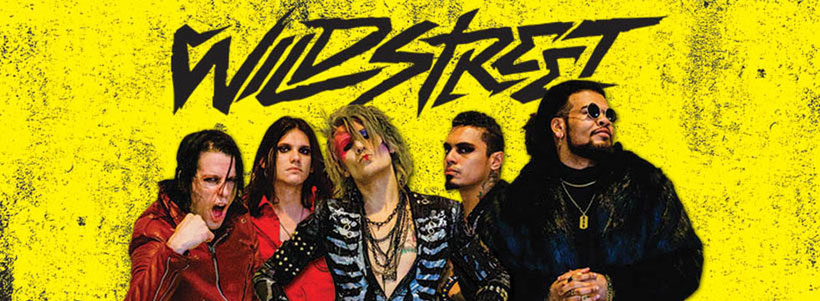 US glam rockers WILDSTREET have released a brand new digital radio edit single for 'Still Love You'