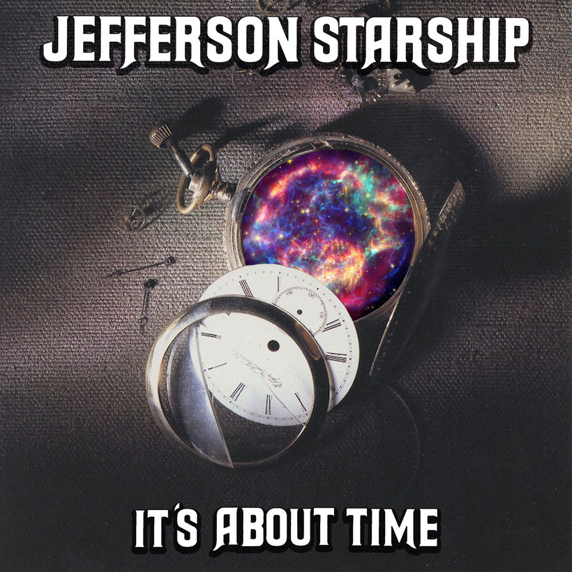 Legendary Rock group JEFFERSON STARSHIP release new music for the first time in 12 years, new single 'It's About Time' out now
