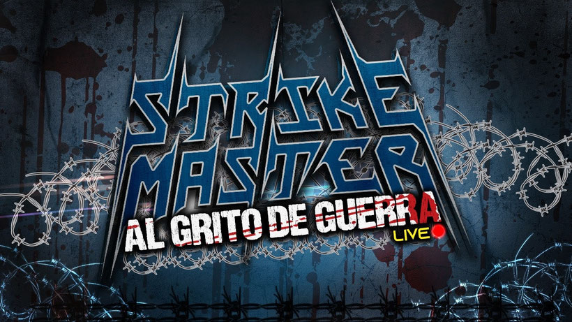 Mexican Thrash Masters Strike Master Announce Live Stream Concert