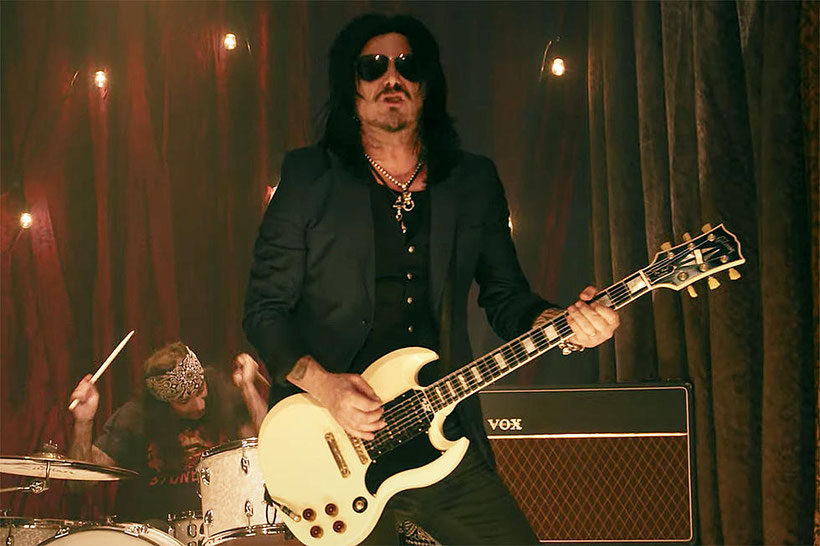 Gilby Clarke, new video,  new single, Rock n' Roll Is Getting Louder, Rockers And Other Animals, News