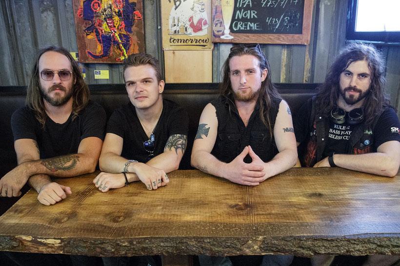 "Montreal's Doom 'An Blue New Single / Music Video ""Wicked Serotonin"""