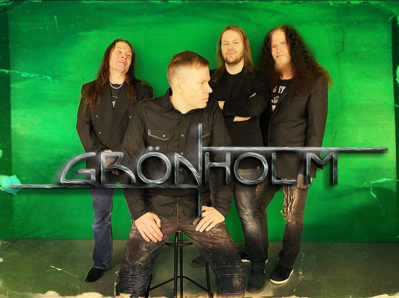 Grönholm, new music video, You And Me, rockers and other animals, news, Eyewitness of life