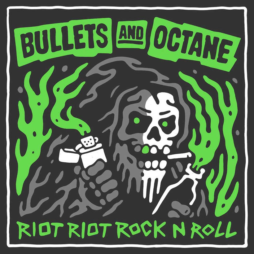 BULLETS AND OCTANCE, Riot Riot Rock N Rolll,  Album Details, hard rock, rockers aand other animals, US, hard rock