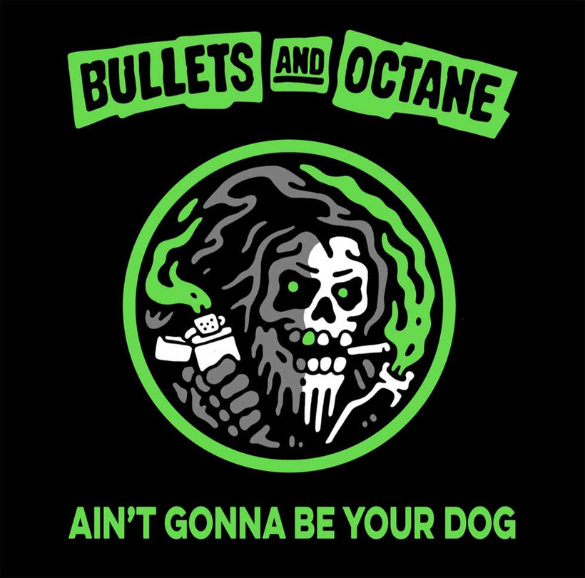 BULLETS AND OCTANE , Ain't Gonna Be Your Dog, Music Video, Waking Up Dead, Rockers And Other Animals, News, Rock