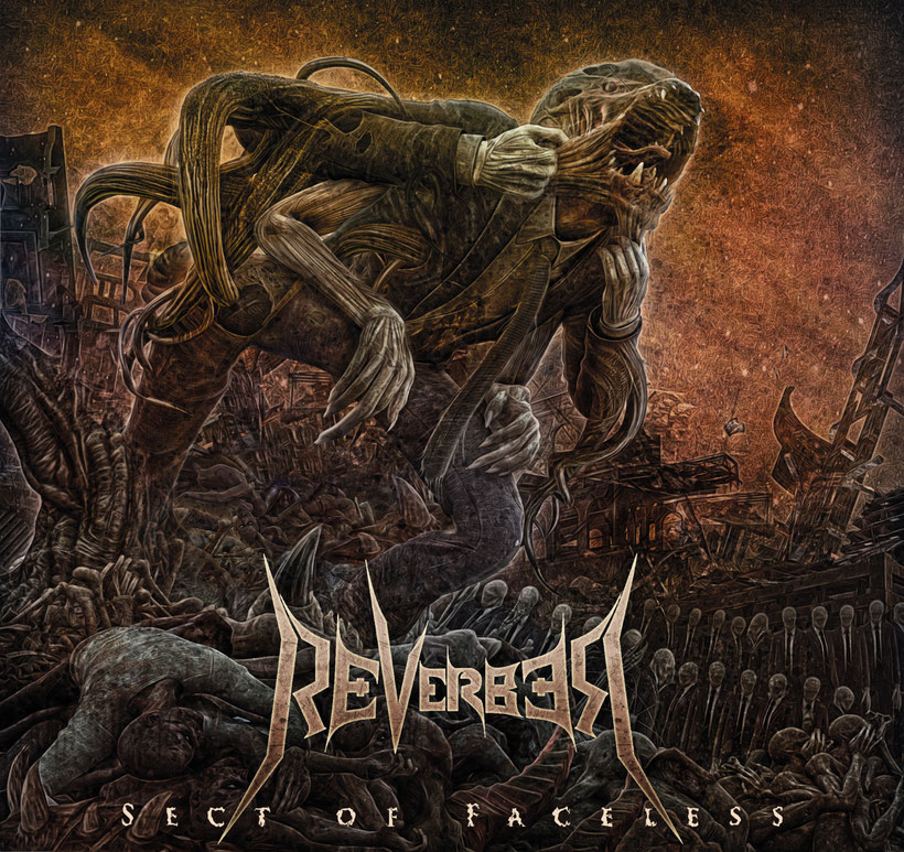 Reverber, new album, Sect Of Faceless, news, rockers and other animals, Thrash Metal