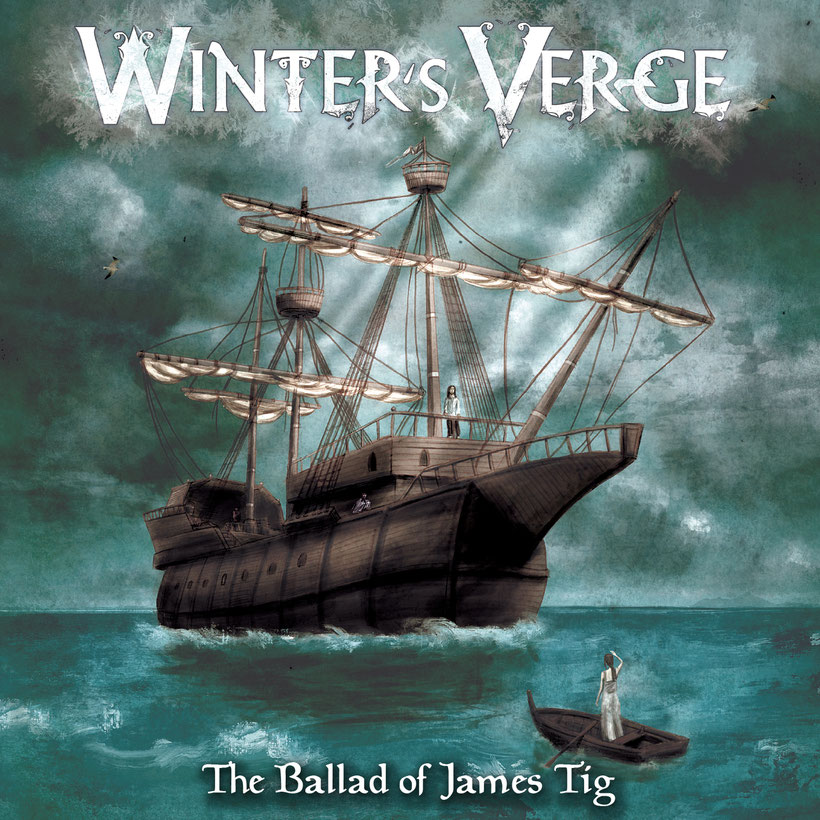 "WINTER'S VERGE from Cyprus have inked a deal with German label Pride & Joy Music for their new album ""The Ballad Of James Tig""! The release date was set to September 11th, 2020."