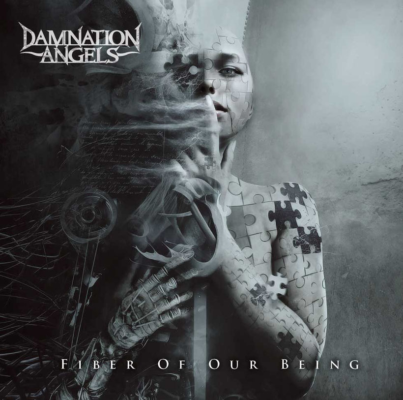 UK symphonic metal act DAMNATION ANGELS have revealed their new track 'Fiber Of Our Being'