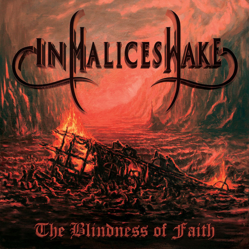 In Malice Wake: Australia's Savage Thrash/Death Veterans Release Video The Blindness of Faith