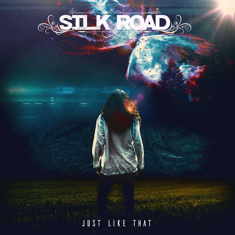 SILK ROAD  Release  'Just Like That' Music Video & Single, It's Jizzy Pearl's LOVE HATE's Drummer Main Band