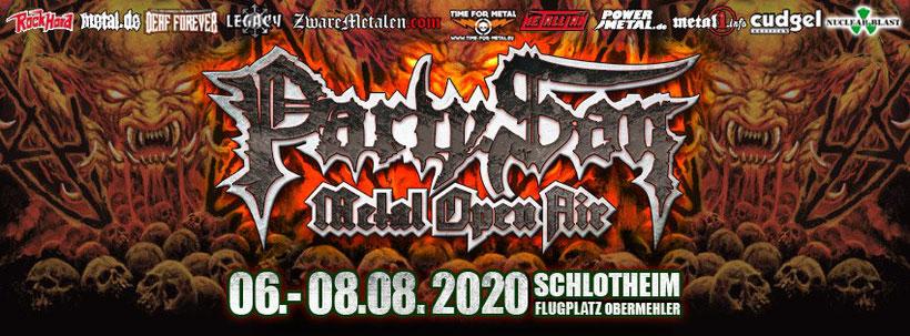 Party.San Metal, Open Air, postponed,  Schlotheim, Germany, 2020, rockers and other animals, news, death metal, black metal, thrash metal, doom metal, grindcore metal