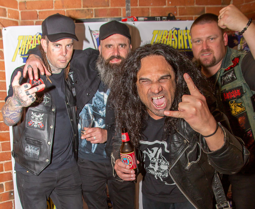 Sithlord, Lyric Video, Next In Line, Out Of The Darkness, new Album, Sci-fi, Thrash