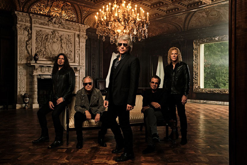 BON JOVI, New Single, Do What You Can, new album 2020, rockers and other animals