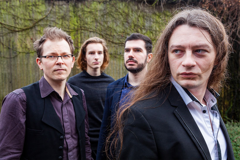 New single + video from Belgian progrock-band Transport Aerian