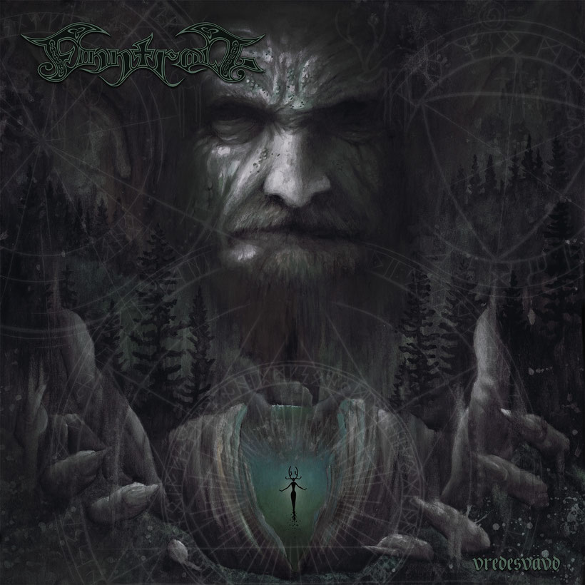 "FINNTROLL – Release Of ""Vredesvävd"" Postponed To September 18th / Unveil Cover Artwork & Track List"
