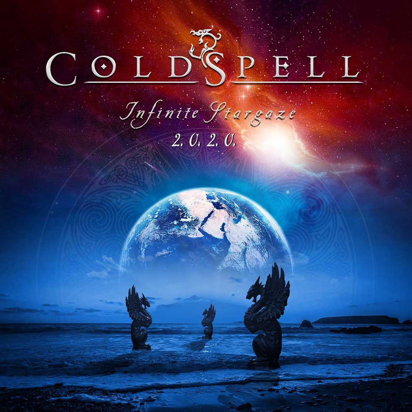 COLDSPELL, Infinite Stargaze 2.0.2.0, Video, Single, rockers and other animals, melodic metal