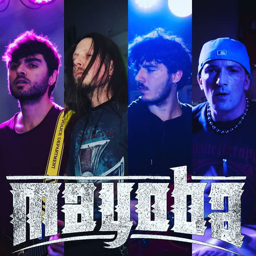 Falling,  lyric video,  MAYOBA, crossover metal, news, Rockers And Other Animals