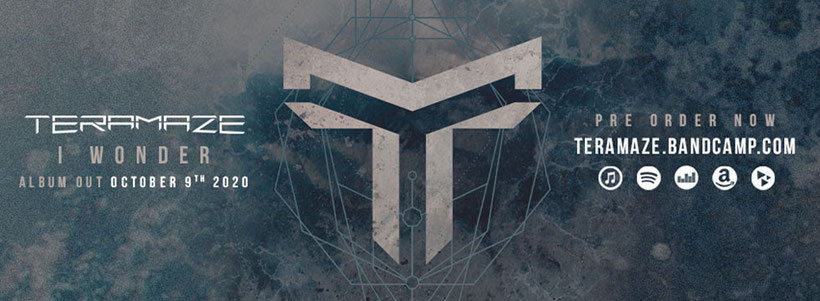 """TERAMAZE Reveal """"I Wonder"""" Album Details And Release """"A Deep State Of Awake"""" Music Video"""