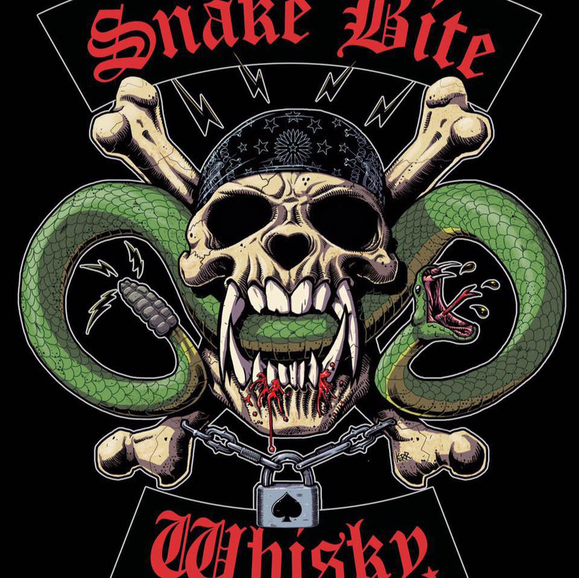 Heavy Sleaze Metal, Snake Bite Whisky, new video, new line-up, This Side Of Hell, Last Man Standing, Rockers And Other Animals
