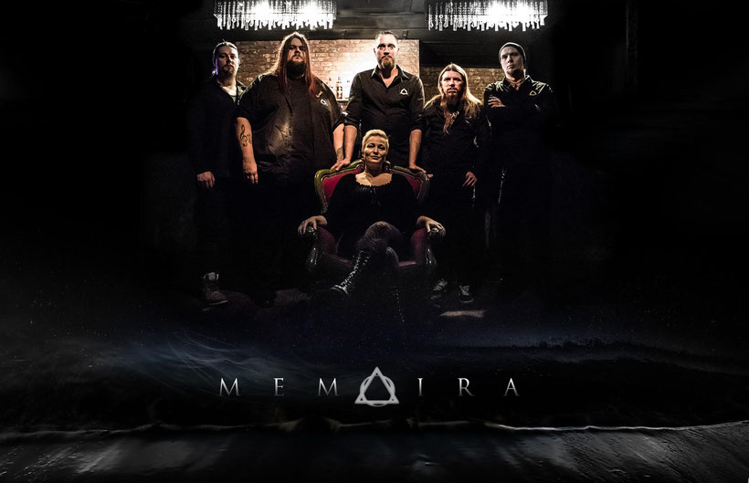 Symphonic Progressive Gothic metal band Memoira is set to release their third album - new music video, rockers and other animals