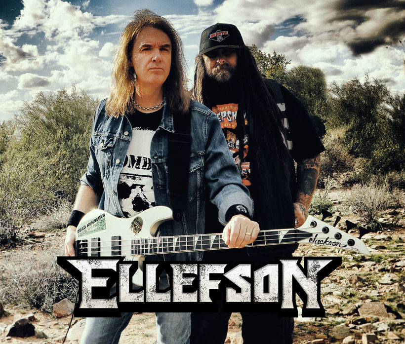 David Ellefson,  cover, POST MALONE,  track, OVER NOW, rockers and other animals, news
