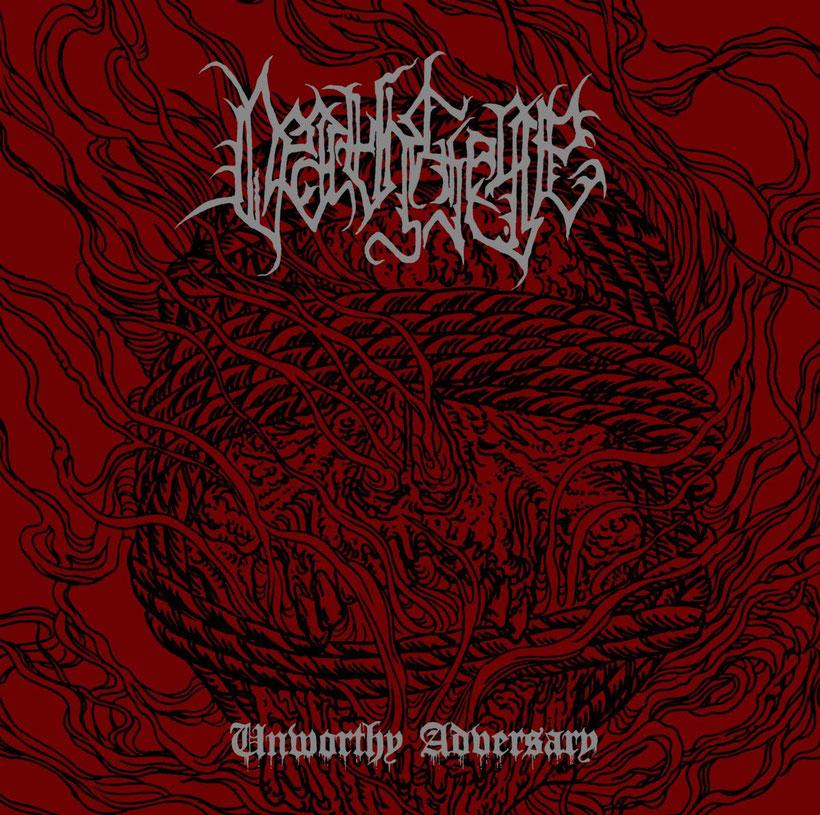 """Unworthy Adversary"" (Israeli black-death metal on Dawnbreed Records)"