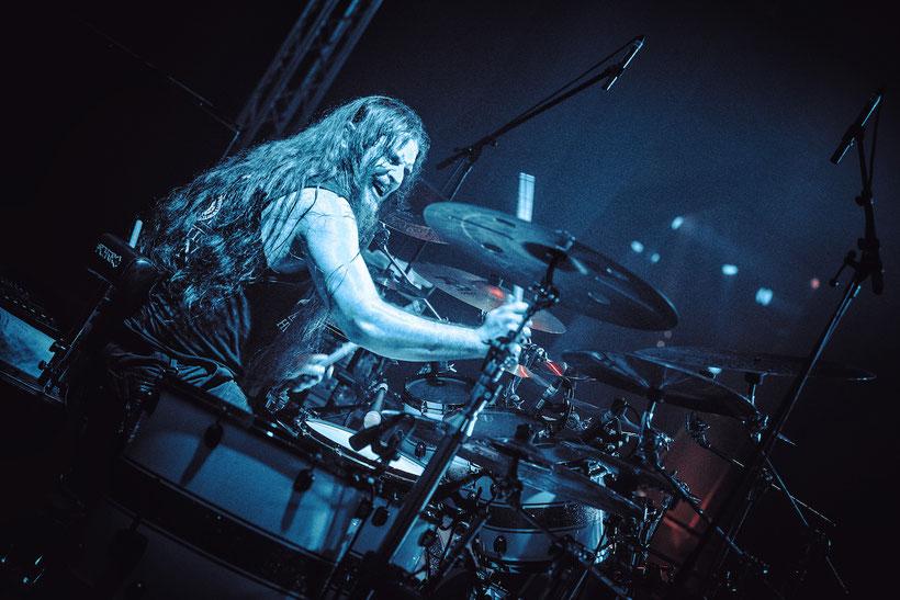 "Timo Tolkki's INFINITE VISIONS announce Pawel ""Pavulon"" Jaroszewicz as their drummer"