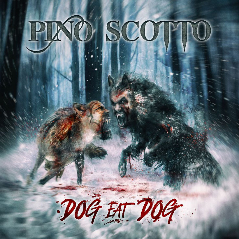 Pino Scotto, New Single, Don't Waste Your Time, DOG EAT DOG, New Album, Nadir Music, Hard Rock, Metal, Rockers And Other Animals