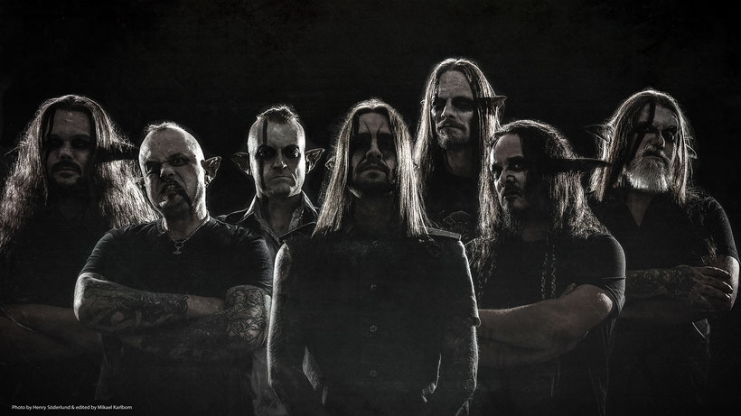 """FINNTROLL - Announce European tour to support to-be-released """"Vredesvävd"""" album, rockers and other animals"""
