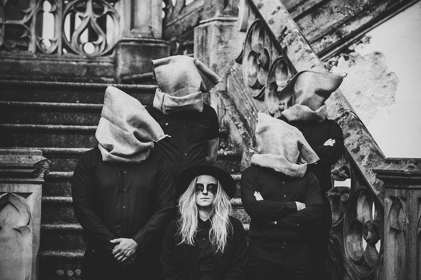 Czech Sludge/Doom band The Corona Lantern to release 2nd full-length album on November