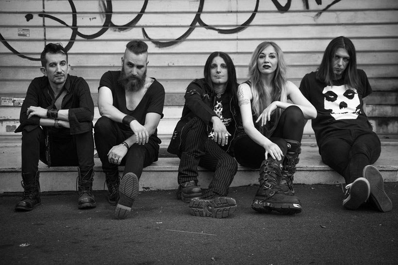 "goth,This Void Inside, new single,video ""A Cruel Mind"", Agoge Records, atmospheres, industrial, rockers and other animals, news"