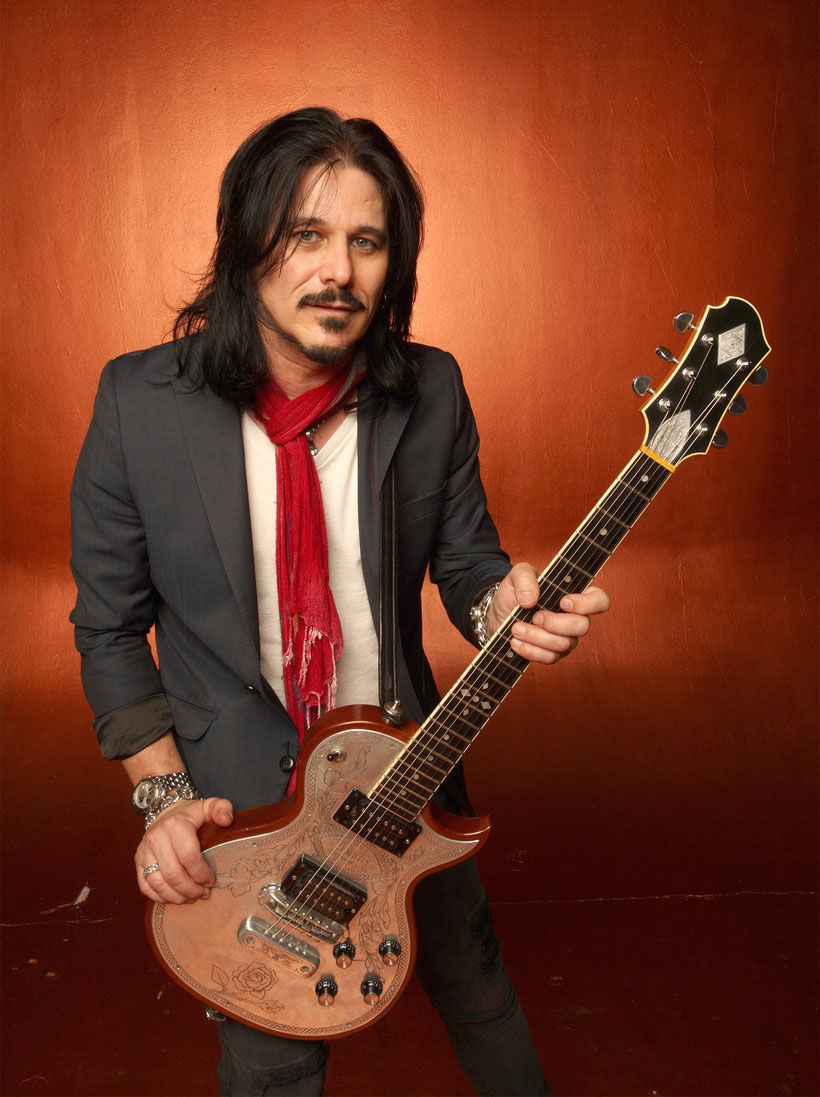 GILBY CLARKE,new single,Rock 'n' Roll Is Getting Louder, Golden Robot Records, rockers and other animals
