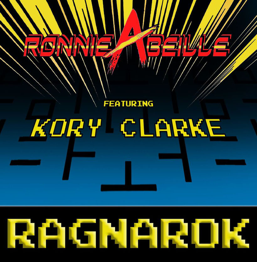 RONNIE ABEILLE_RAGNAROK_Single_KORY CLARKE_rockers and other animals