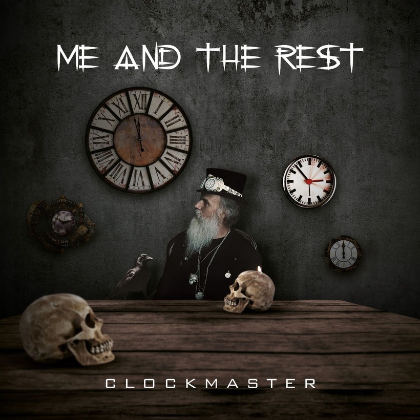 "ME AND THE REST Release Music Video For New Single ""CLOCKMASTER"""