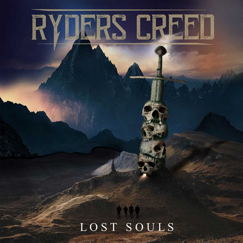Ryders Creed, New Single, Cut Me Down, Album ,Lost Souls, rockers and other animals, news,  hard rock