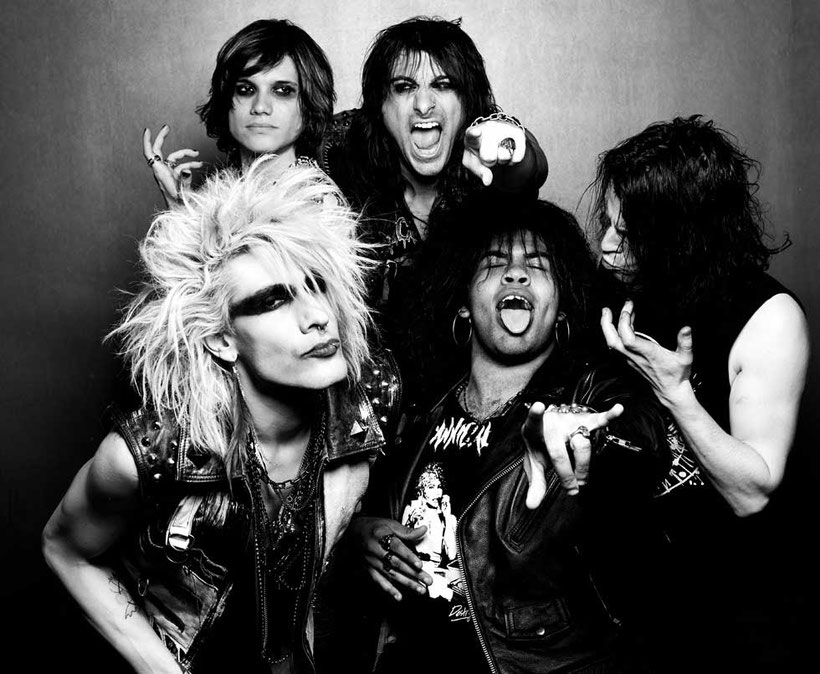 WILDSTREET, Tour ,Colombia, Mexico, 2021, CrashDiet, Bai Bang, rockers and other animals, hard rock, glam rock