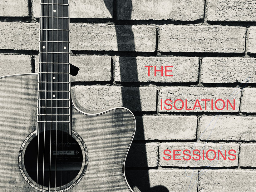 Stoakes Media announces The Isolation Sesssions Album and releases debut single featuring Burnt Out Wreck's Gary Moat