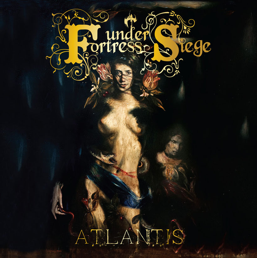 Greek Power-Prog Metal band, FORTRESS UNDER SIEGE, have released their new album 'Atlantis', rockers and other animals
