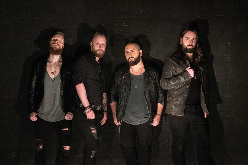 """DAMNATION ANGELS Reveal New Song """"Rewrite The Future"""", rockers and other animals"""