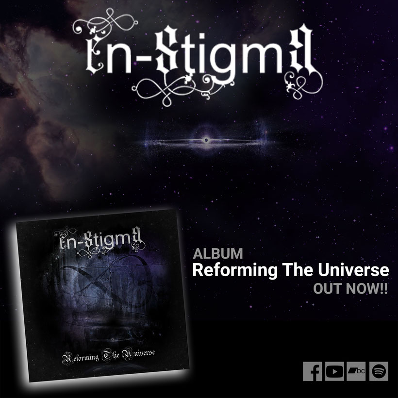 En-Stigma, Vonifatios, rockers and other anoimals, news, Infernal Shadows, The Transcendal Force of the Universe